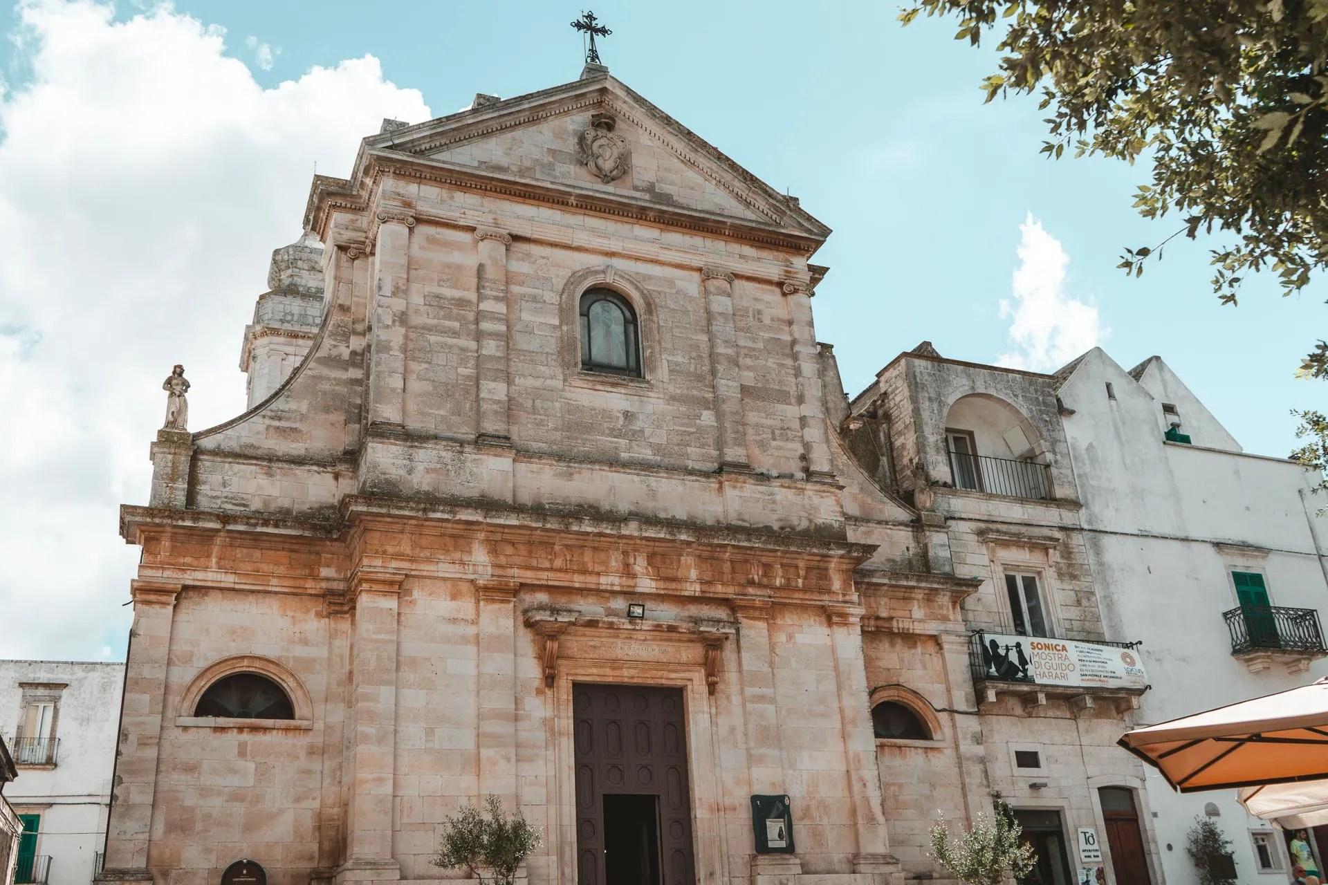 Church in Puglia, Locorotondo Centro Storico, Things to do in Puglia Italy, Puglia Travel, Locorotondo