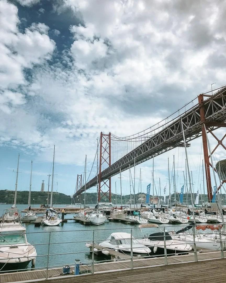 Bridge Lisbon, Lisbon for tourists