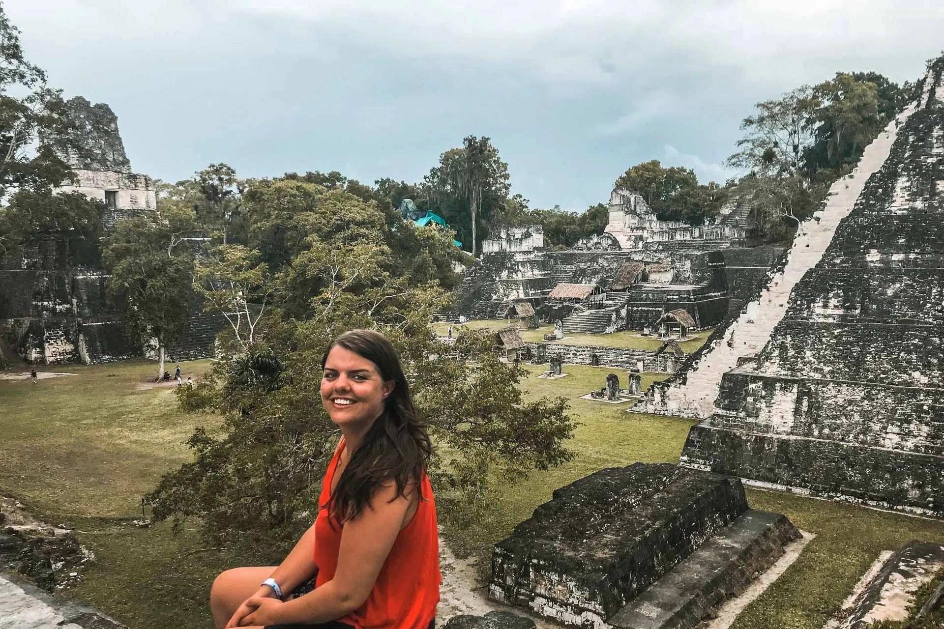 Guatemala Tikal, Mayan ruins guatemala