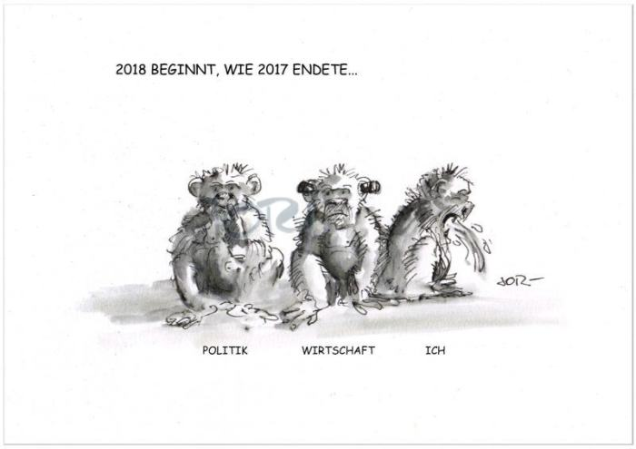 2017.18 drei Affen