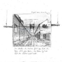 Betrachtungen (Ost-West) (Bleistift)