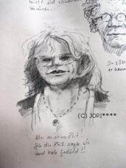Portrait (Bleistift)