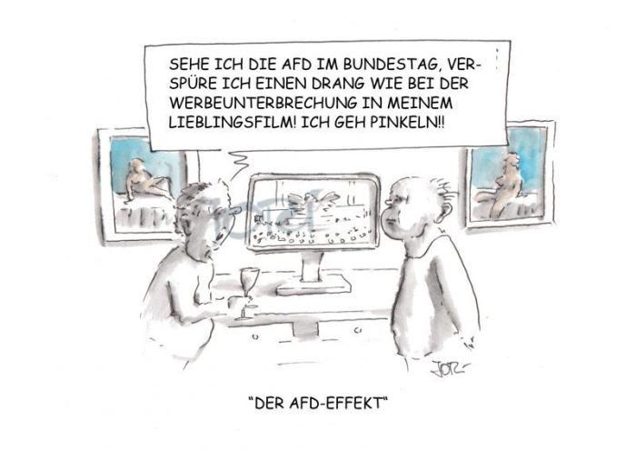 DER AFD-EFFEKT
