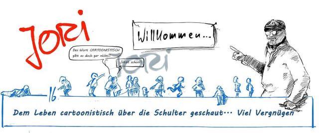 Cartoonistisch