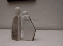 Kleinformat, De Fischer un sin Fru II, Marmor