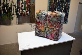 Galerie 3 Plastik Gefallen