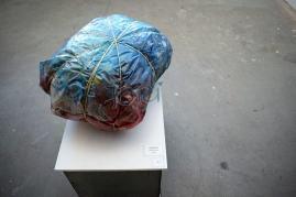 "Skulptur, Trilogie Titel: ""Umrundung"""