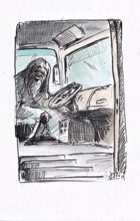 Wenn Jesus Busfahrer geworden wäre...