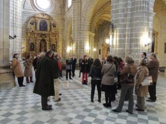 Visita Catedral de Jerez II Jornadas de Archivos Privados