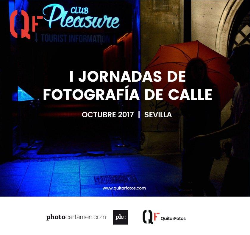 Presentación I Jornadas de Fotografía de Calle · Sevilla