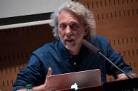Conferencia de Javier Bauluz. Foto Juan Ruz