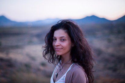 Diana Zeyneb Alhindawi © MICHAEL CHRISTOPHER BROWN / MAGNUM PHOTOS