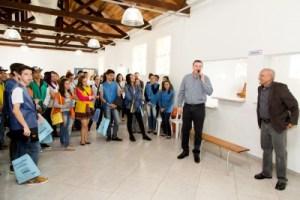 Estudantes do ensino médio conhecem carreiras da USP em Piracicaba