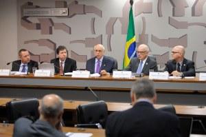 Pró-reitor de Pesquisa da USP participa de audiência pública no Senado