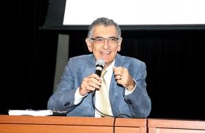 Vahan Agopyan, vice-reitor e presidente da Comissão Permanente de Avaliação CPA - Foto: Ernani Coimbra/Sala de Imprensa