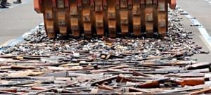 Estatuto do Desarmamento pode ter salvado 135 mil vidas