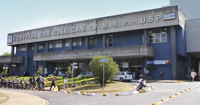Hospital das Clínicas da FMRP-USP - Foto: Marcos Santos/USP Imagens