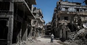 População síria tenta sobreviver em meio à maior catástrofe humanitária em 70 anos