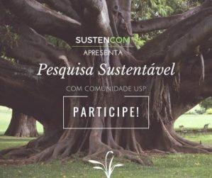 Pesquisa quer identificar visão da comunidade USP sobre sustentabilidade