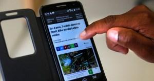 Smartphones  estão na encruzilhada da inovação
