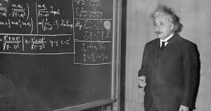 Albert Einstein, o gênio do século 20