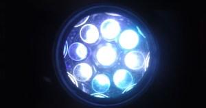 Material modificado emite luz com menor custo de produção