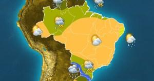 Falta de regulamentação prejudica serviços meteorológicos