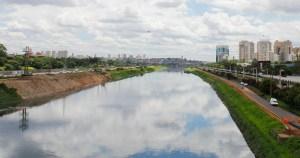 Tecnologia usando nanobolhas poderá despoluir o canal do Rio Pinheiros