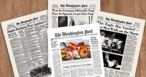 """The Washington Post"" evita armadilha através de apuração jornalística"