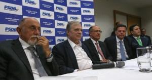 Crise que afeta PSDB prejudica os rumos do partido