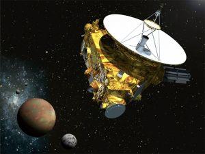 """Sonda espacial """"acorda"""" para missão nos confins do sistema solar"""