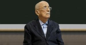 Professor Sylvio Forjaz, da USP em Ribeirão Preto, comemora 100 anos