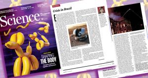 """Na revista """"Science"""", pesquisadores brasileiros defendem investimento em C&T"""