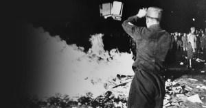 """""""Negar a violência do passado e do presente é um risco para a democracia"""""""
