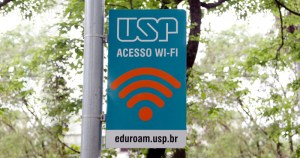 USP amplia acesso à rede sem fio em todos os campi