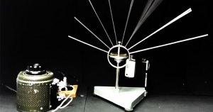 Alunos desenvolvem equipamento didático que simula efeito de terremoto