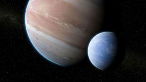 Primeira lua achada fora do sistema solar é uma megalua