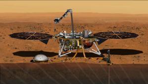 Sonda InSight chega a Marte para exploração inédita