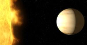 Pesquisa mostra planeta de fora do sistema solar com muita água