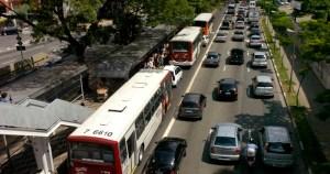 Software calcula emissões de poluentes por veículo, via e horário