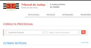 Aplicativo facilita pesquisas de processos judiciais no site do TJ-SP