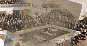 Tratado de Versalhes marcou nova fase do capitalismo, diz professor