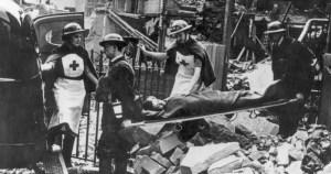 Ribeirão Preto teve filial da Cruz Vermelha na Segunda Guerra