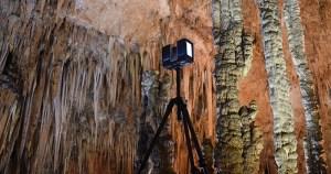 Pesquisadores da USP realizam mapeamento 3D da Caverna do Diabo