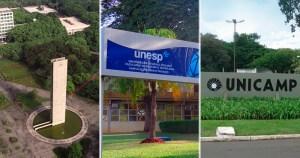 Autonomia coloca USP, Unicamp e Unesp entre as melhores da América Latina
