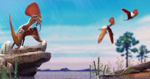 """""""Parece que o pterossauro morreu ontem"""": melanina é achada em fóssil de réptil voador brasileiro"""