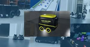 Pesquisadores criam protótipo de robô que poderá ajudar no combate à covid-19