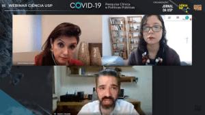 Live: pesquisa clínica e políticas públicas para a covid-19