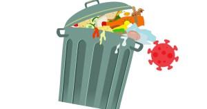 Descarte de resíduos domiciliares exige cuidados