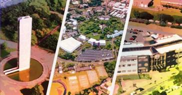 Conselho de Reitores das Universidades Estaduais Paulistas (Cruesp) - Fotomontagem: Unicamp